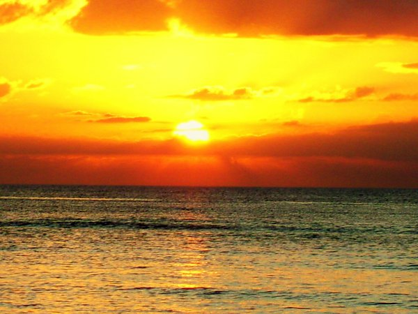 SUNSET OVER GULF OF MEXICO thumbnail