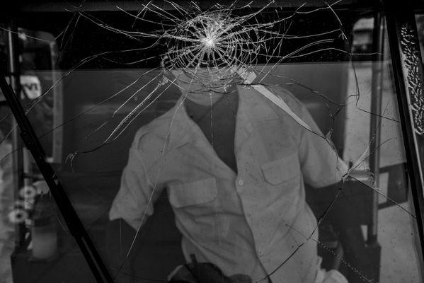 Cracked glass thumbnail