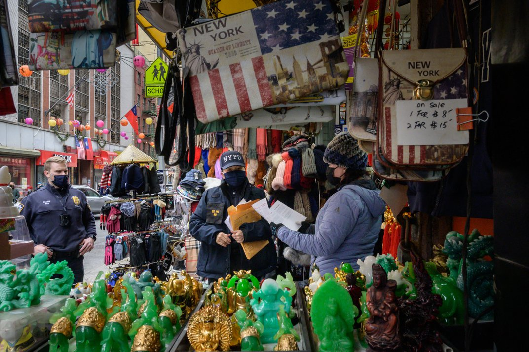 Culinary Expert Grace Young Is Documenting the Toll of the Pandemic and Anti-Asian Hate on NYC's Chinatown