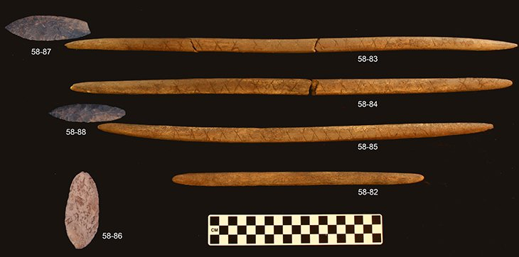 Ice Age Babies Surrounded by Weapon Parts Found in Alaska
