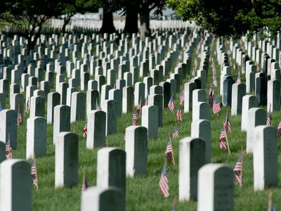 As it nears capacity, Arlington Cemetery is considering revising its eligibility requirements for burial.