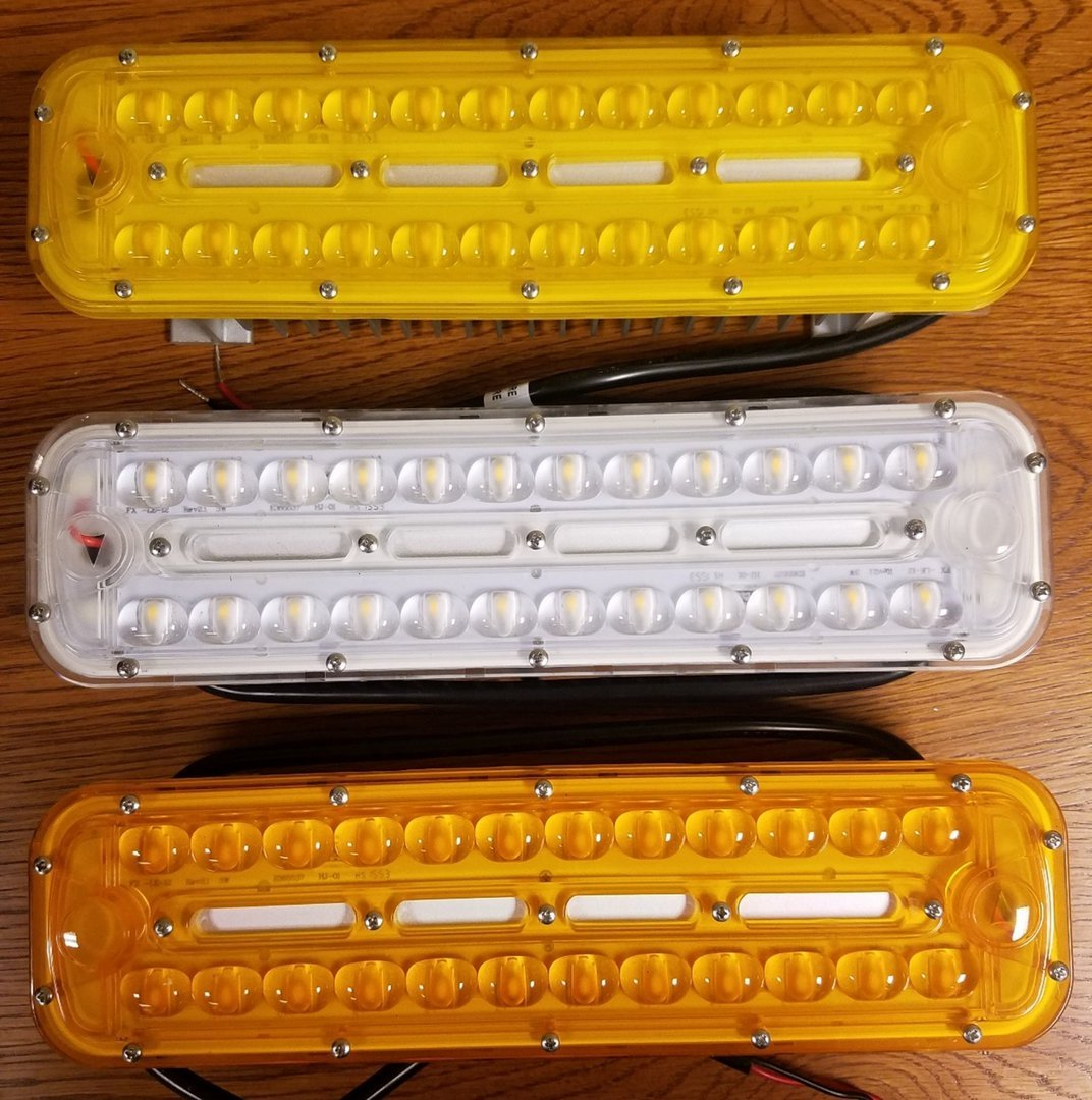 Using Amber-Filtered Bulbs Instead of White Light Attracts Fewer Bugs
