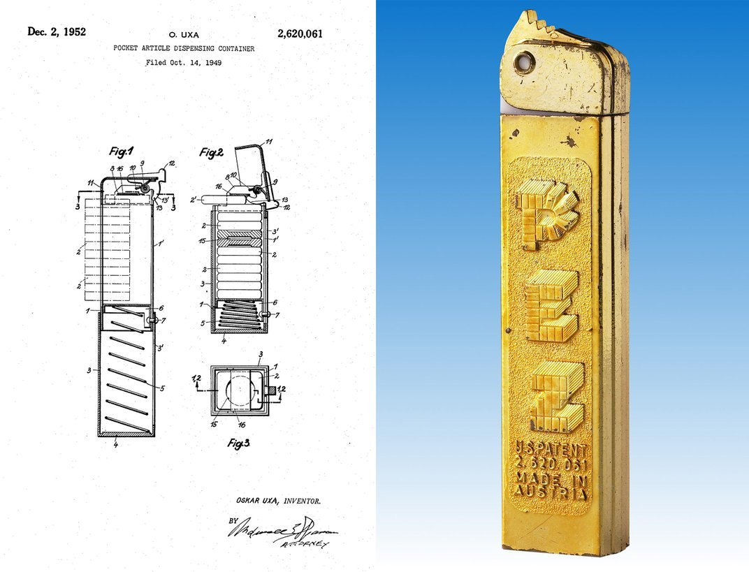How PEZ Evolved From an Anti-Smoking Tool to a Beloved Collector's Item