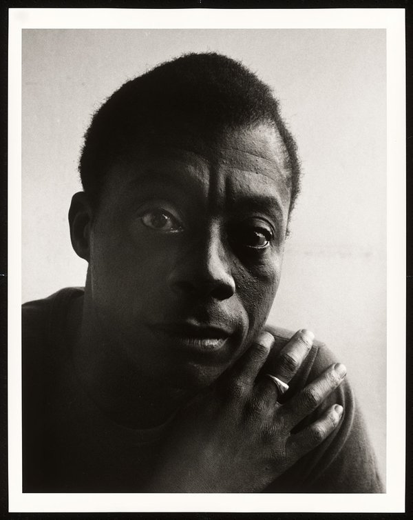 <i>James Baldwin, Istanbul 1964</i>, 1964. Sedat Pakay. Collection of the Smithsonian National Museum of African American History and Culture, © Sedat Pakay 1964.