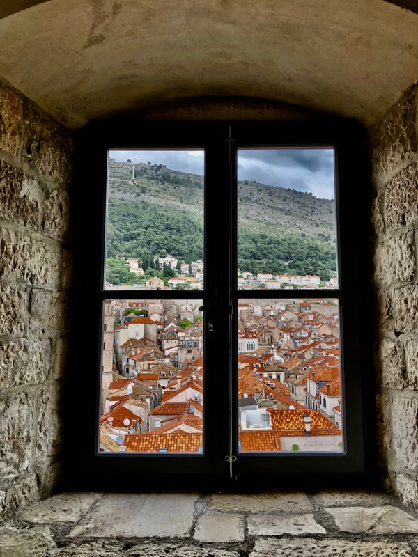 A Window in Old Dubrovnik thumbnail