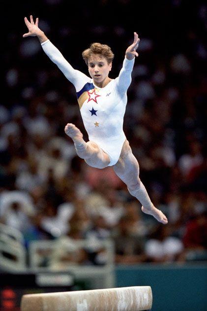 Kerri Strug, Gymnastics