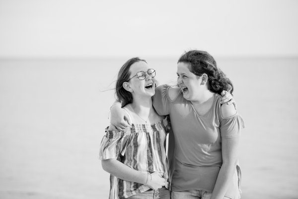 Cousins laughing thumbnail