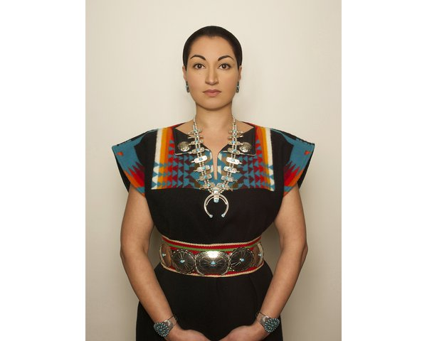 Intercultural Navajo Woman thumbnail