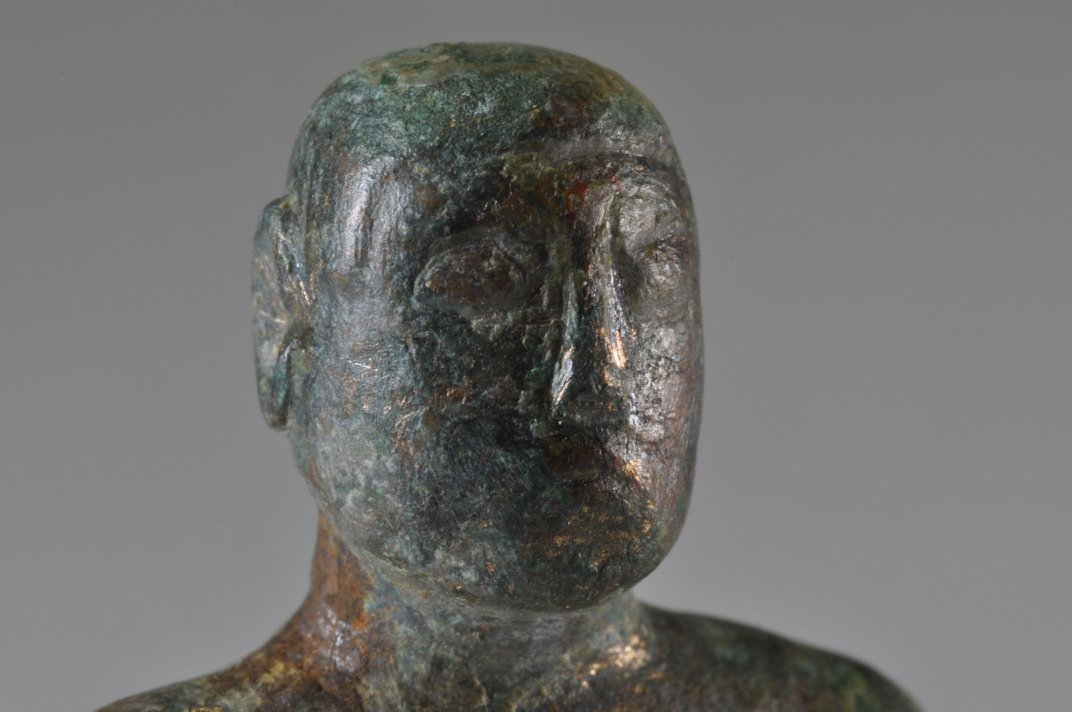 Did Early Britons Sport Mullets and Mustaches?