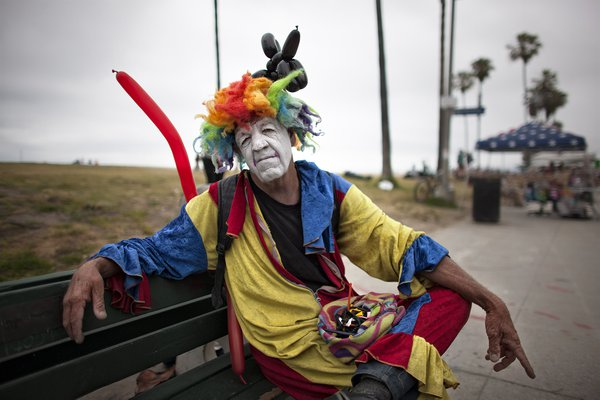 A Serious Clown thumbnail