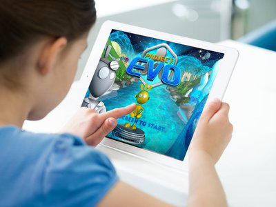 The game, designed by Akili Interactive Labs, forces players to make rapid decisions.