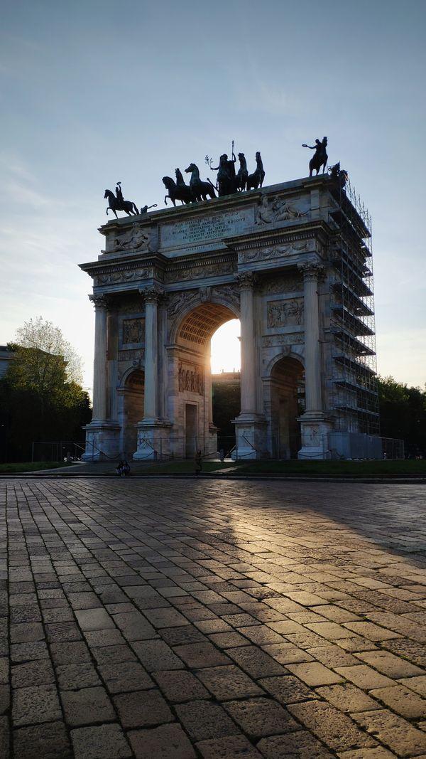 Arco della Pace, Milan thumbnail