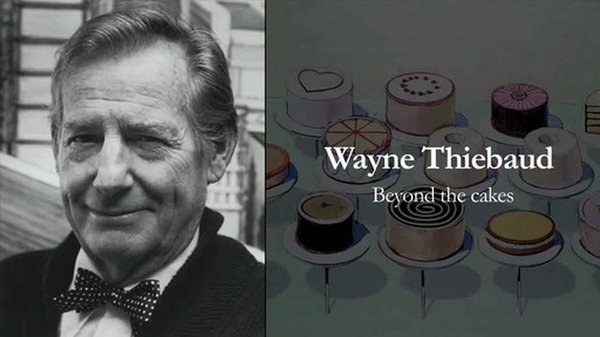 Preview thumbnail for Wayne Thiebaud: Beyond the Cakes