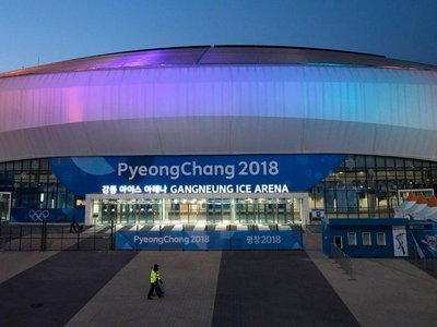 Will structures like the Gangneung Ice Arena be worth the investment once the games wrap up?
