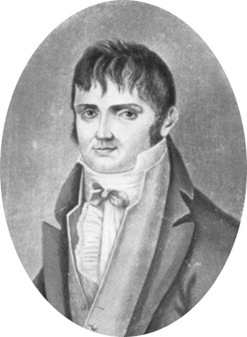 Rafinesque Constantine Samuel 1783-1840