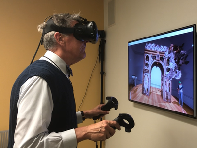 The digital realm is not limited by the dimensions of the museum walls and instead brings learning experiences to visitors of all ages in new and exciting ways.