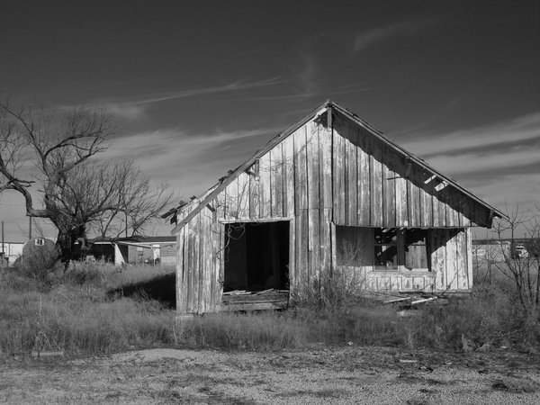 Gail, Texas abandoned building thumbnail