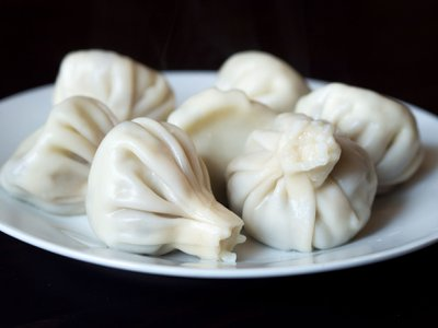 Khinkali can be found through Sochi and the Caucasus