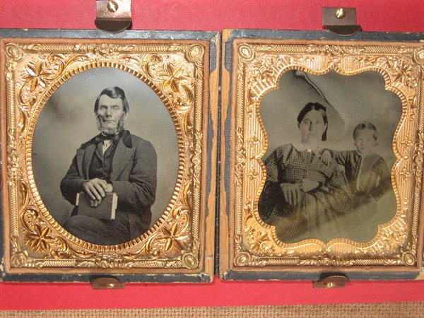 President Abraham Lincoln , The Unknown Ambrotypes thumbnail