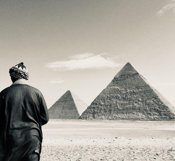 The Pyramid Man thumbnail