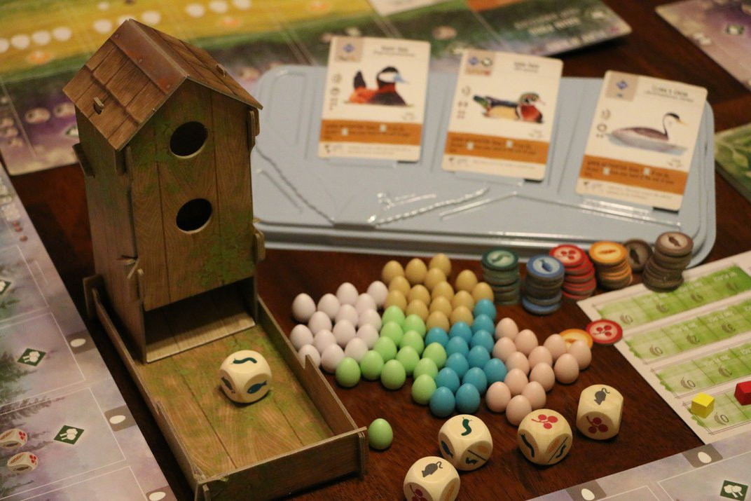 This New Scientifically Accurate Board Game Is for the Birders