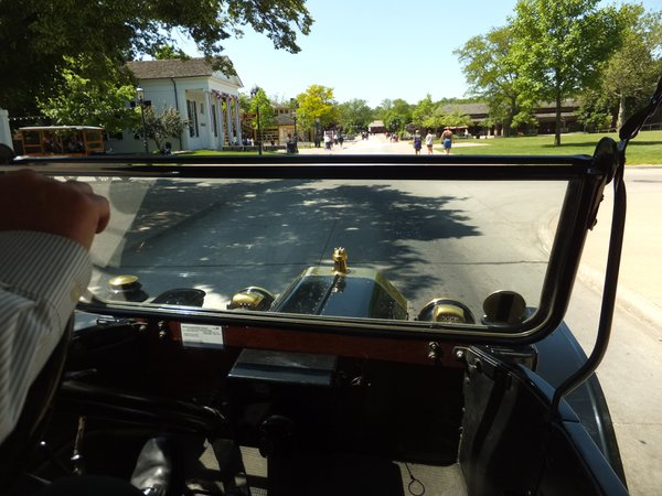 Riding in a Model-T thumbnail