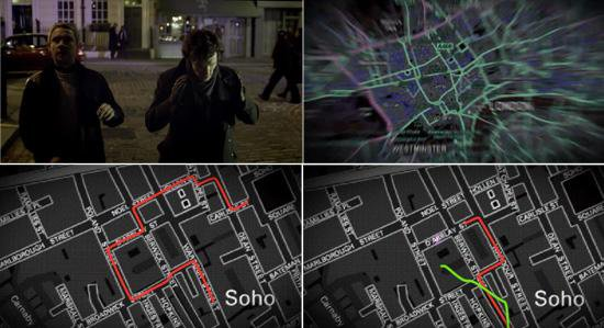 A Modern Sherlock Holmes and the Technology of Deduction
