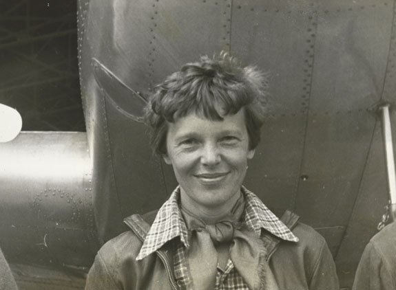 """At the Portrait Gallery: """"One Life: Amelia Earhart"""" Opens 75 Years After Her Disappearance"""