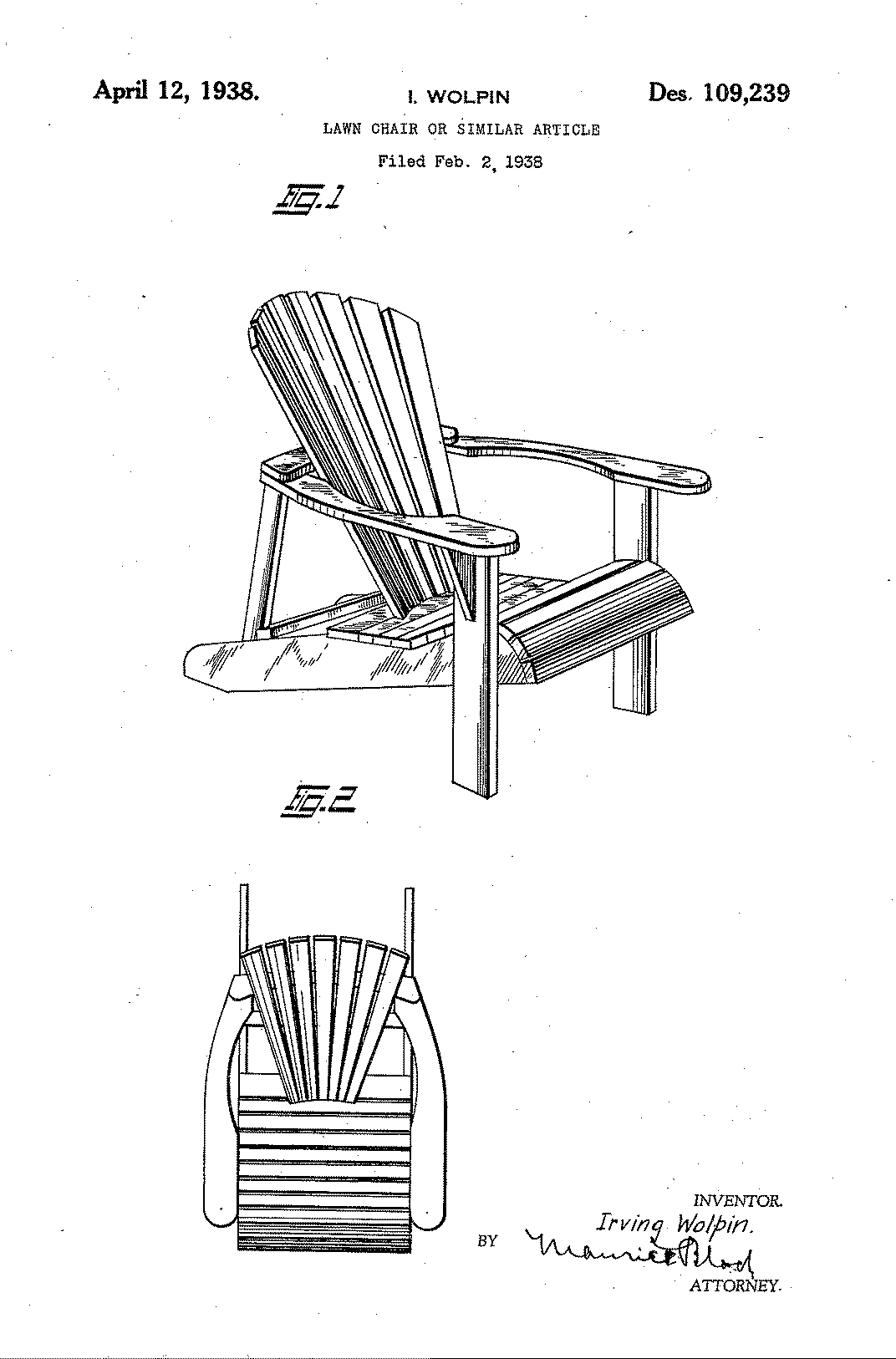 How the Adirondack Chair Became the Feel-Good Recliner That Cures What Ails You