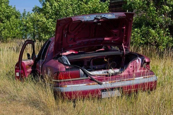 Abandoned in Oakton, S.D. thumbnail