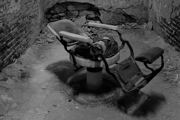 The Barber Chair, Eastern State Penitentiary Historic Site, Philadelphia, PA thumbnail