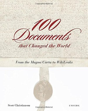 Preview thumbnail for 100 Documents That Changed the World