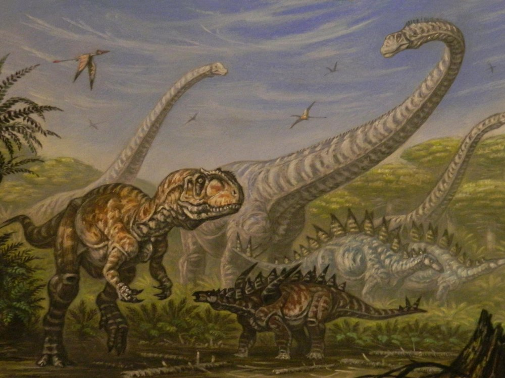 Dinosaurs of the Dashanpu Formation