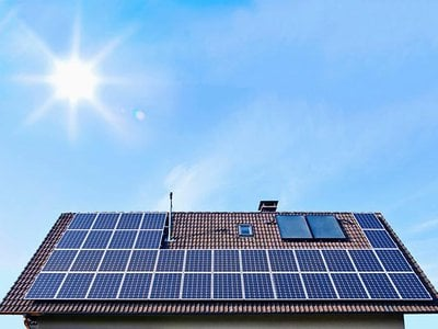 Solar has had an average annual growth rate of 50 percent in the last 10 years.