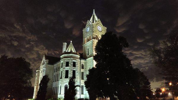 McPherson (KS) County courthouse thumbnail