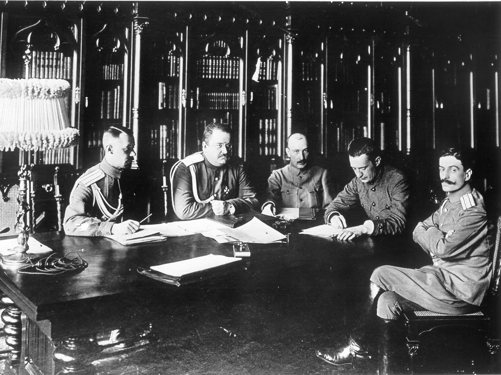 Kerensky Russian Revolution
