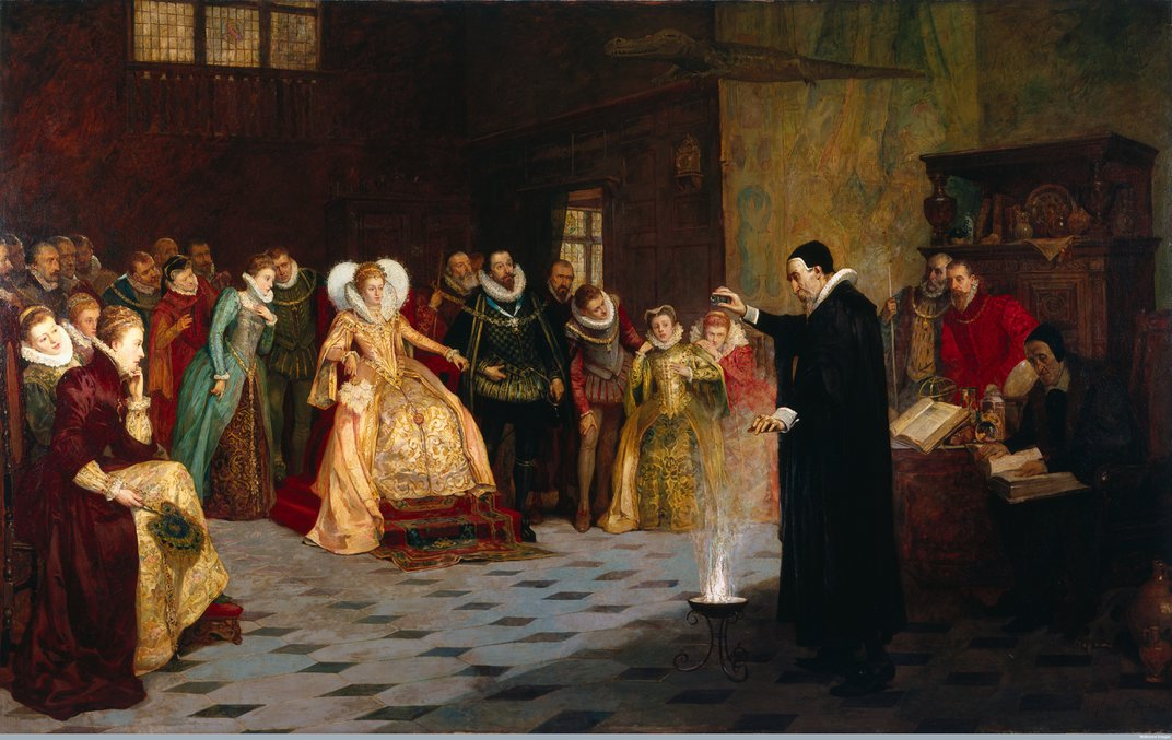 John Dee's Life Shows Science's Magical Roots