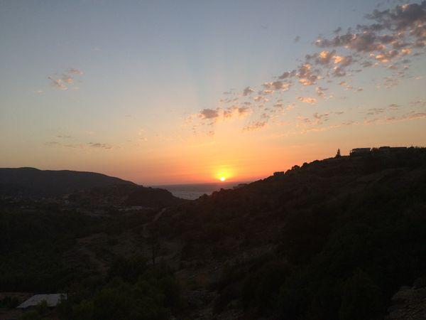 Le coucher du soleil ♥️ thumbnail