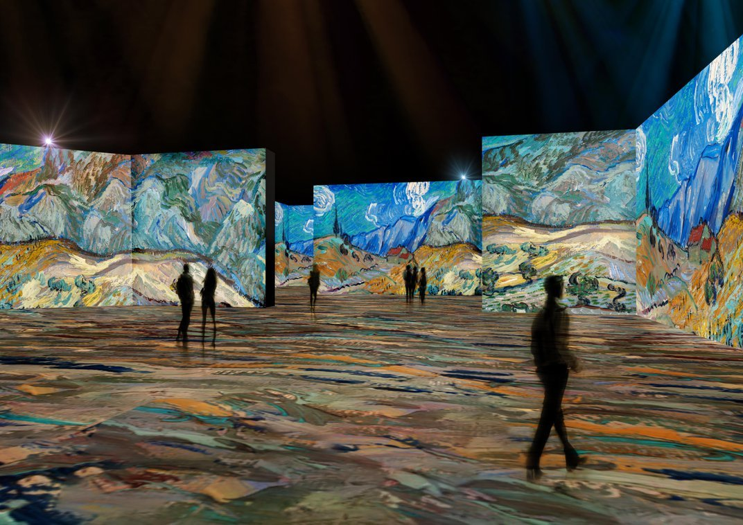 Step Into 'The Starry Night' and Other Vincent van Gogh Masterpieces