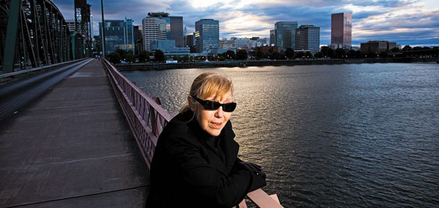 Katherine Dunn in Portland