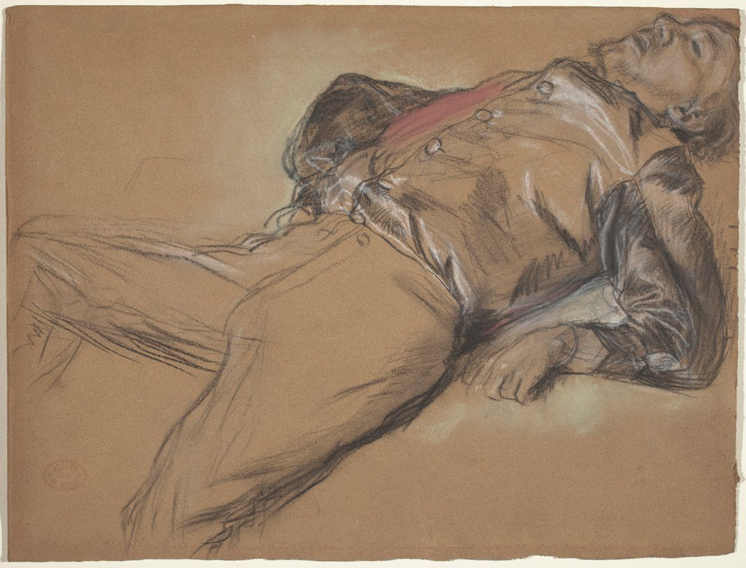 One Hundred Years Later, the Tense Realism of Edgar Degas Still Captivates
