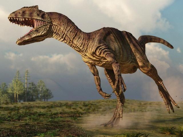 Stop Making Fun of Tyrannosaurs' Tiny Arms