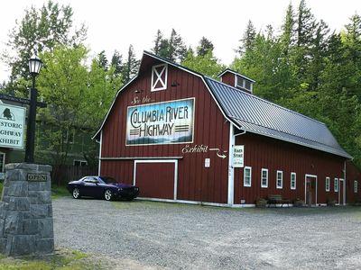 Barn Exhibit Hall