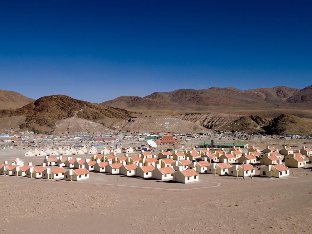Arsenic Village