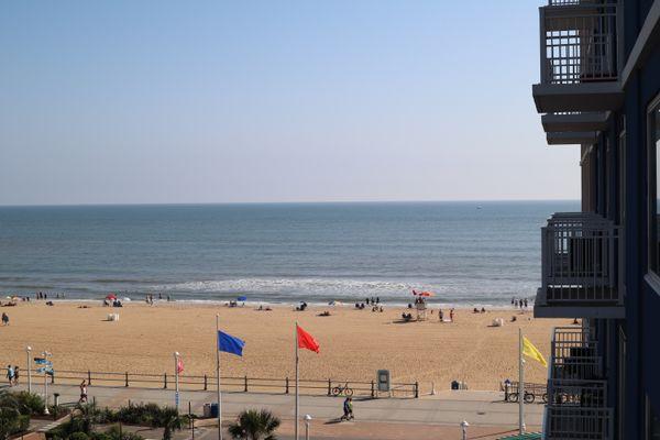 What a beachy day thumbnail