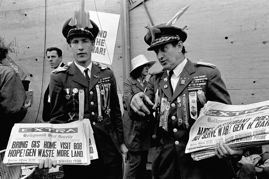 Scenes From 50 Years Ago This Spring, When Americans Turned Out to Protest the Vietnam War