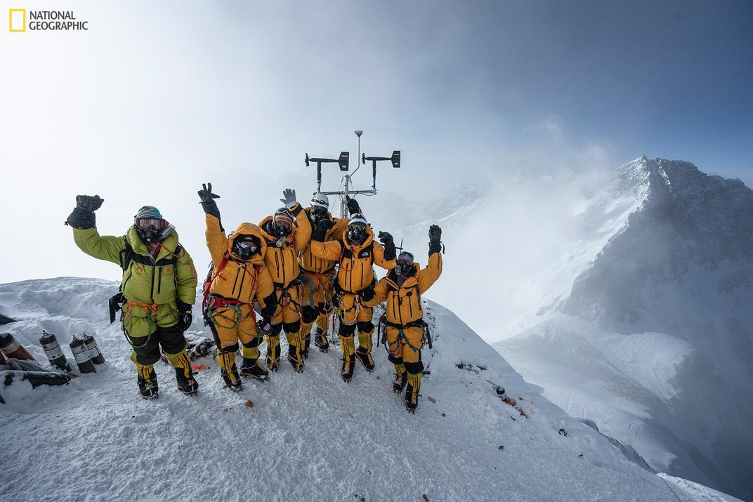 Into Thicker Air and Onto Thinner Ice: How Climate Change Is Affecting Mount Everest