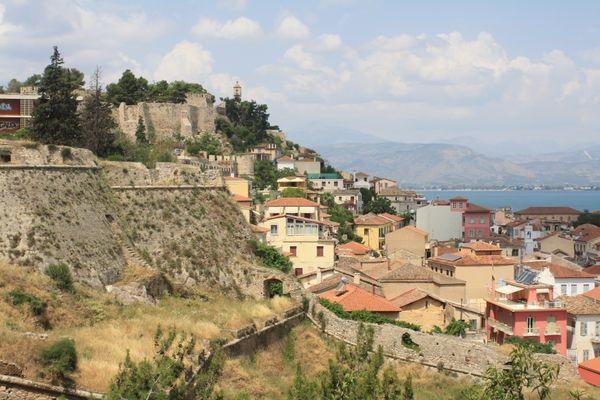View of Nafplio, Greece thumbnail
