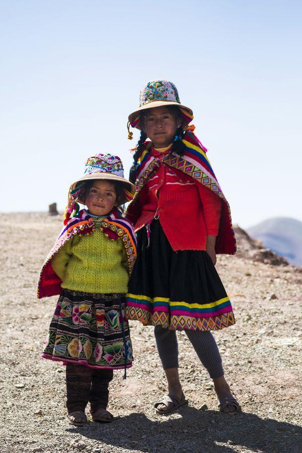 Peru's Children thumbnail