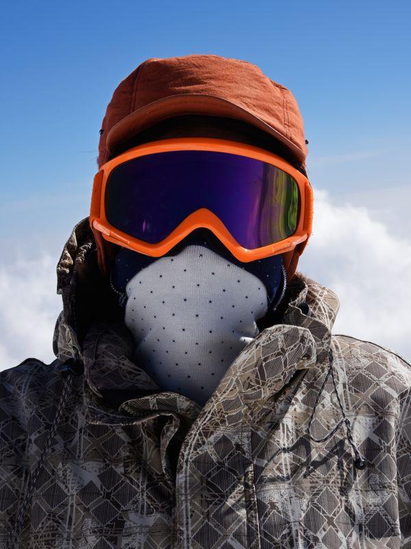 Skier Portrait thumbnail